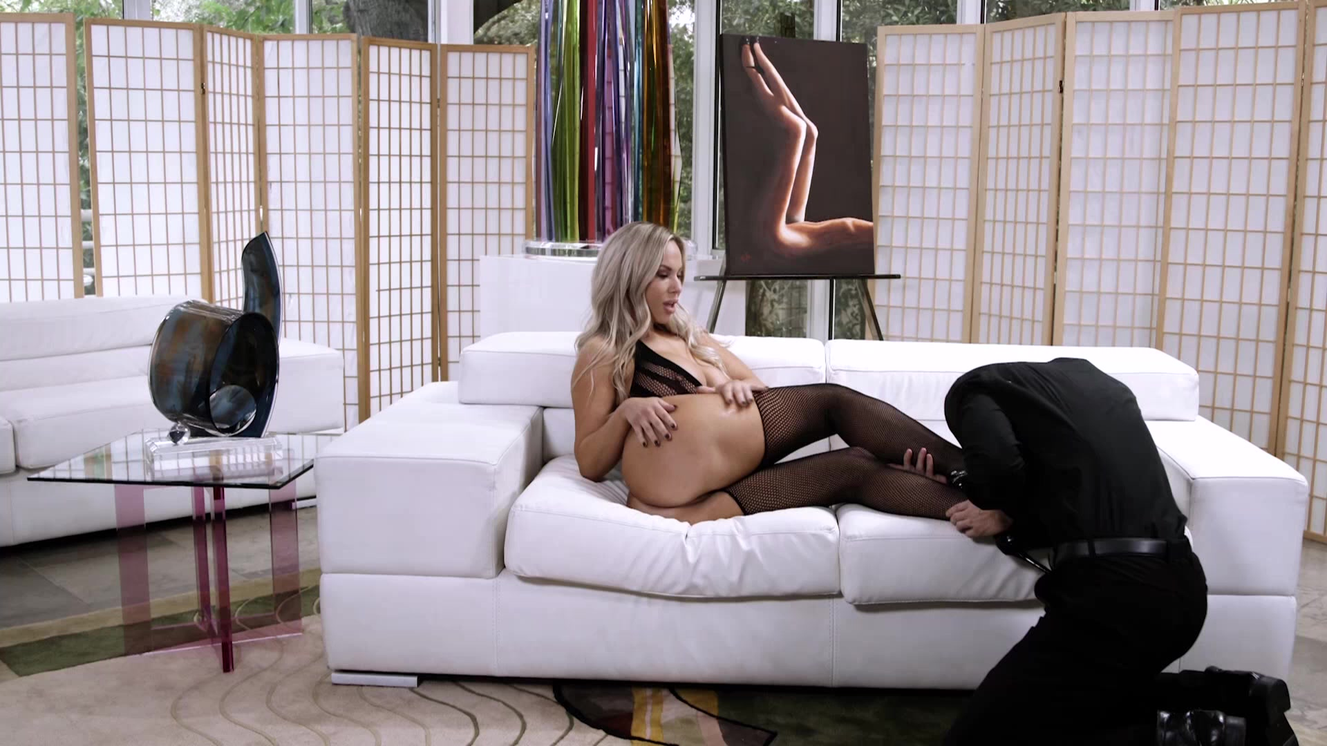 He Loves Me In Stockings & Heels 2