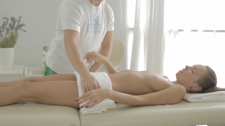 Teens First Massage Volume 12