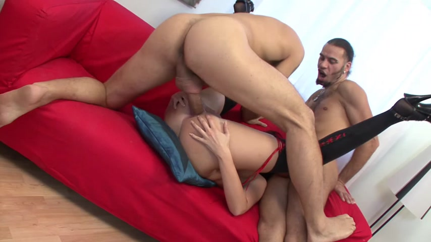 Two Dicks For An Ass 2