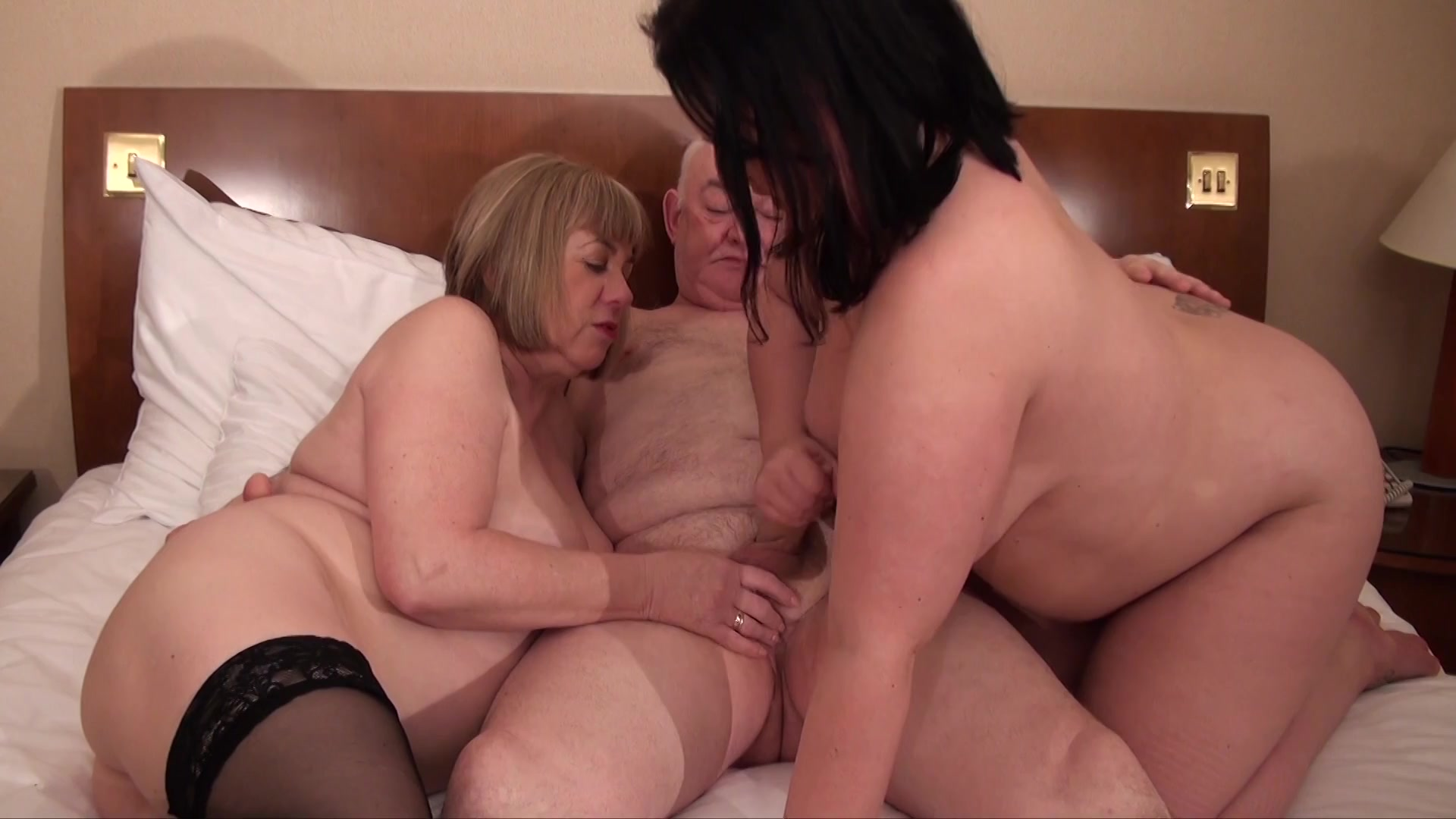 Cock Obsessed Grannies