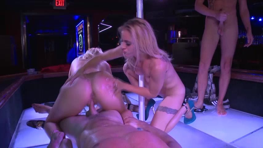 Squirting sex party