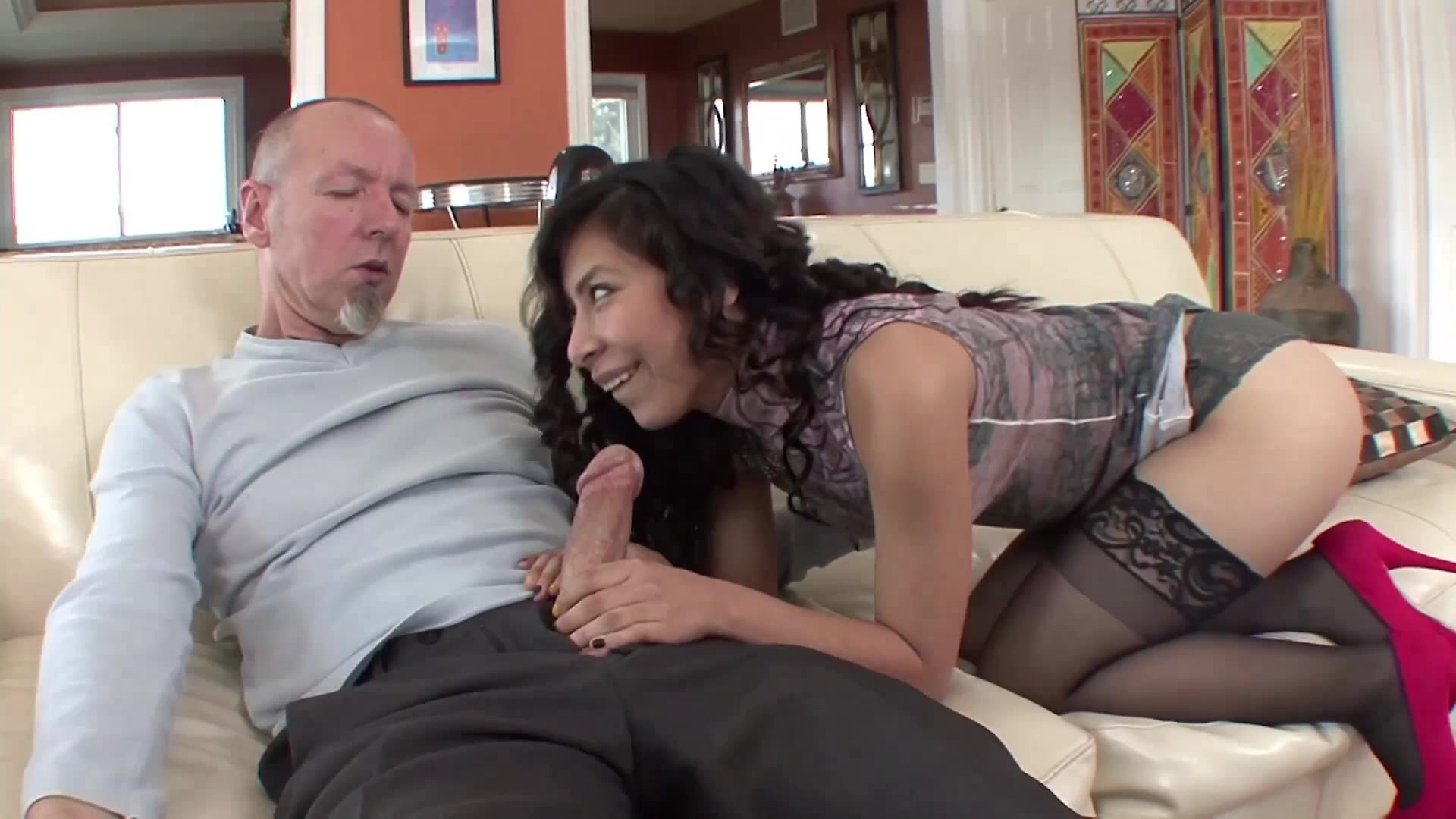 Me And My Stepdad Fuck While Mom Is Away