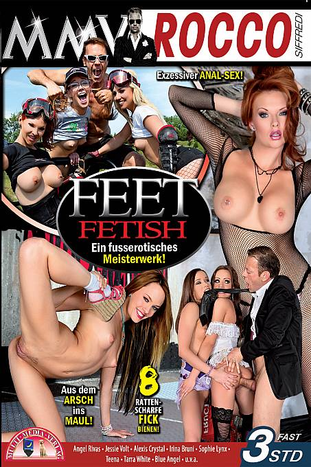Rocco - feet fetish