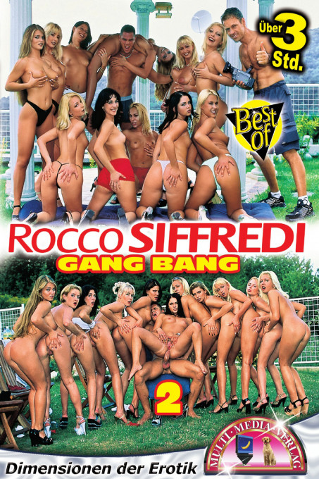 Best of Rocco Siffredi - Gang Bang 2