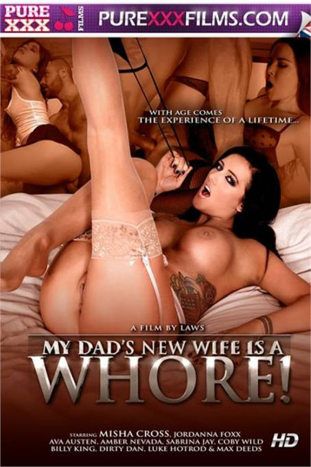 My Dads New Wife Is A Whore
