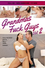 Grandmas Fuck Guys vol 2