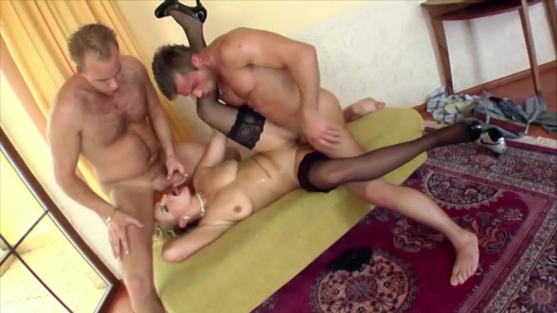 Little Gangbang Party 3