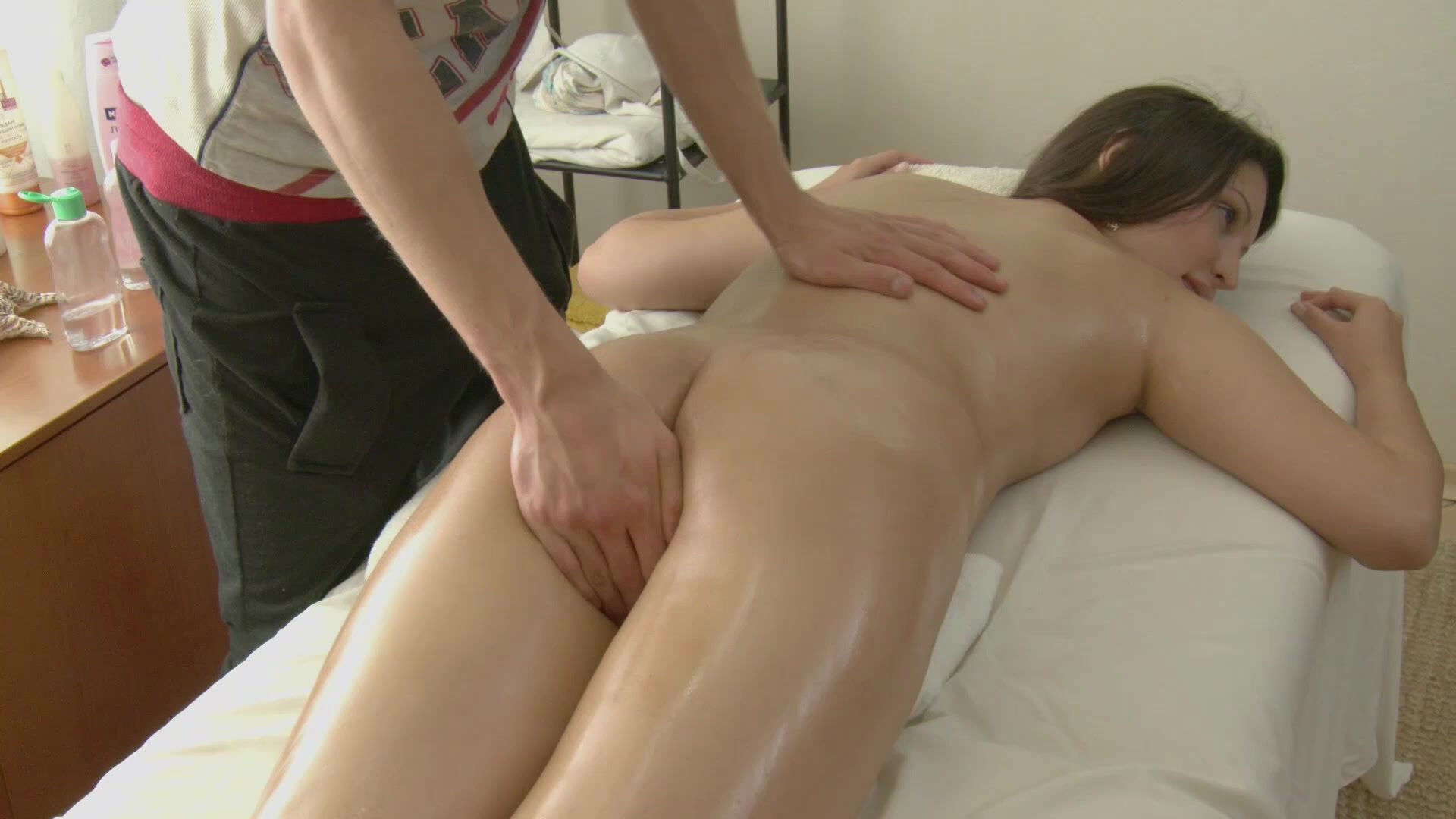 Teen Massage with Toys